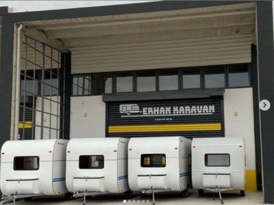 ERHAN KARAVAN E-320