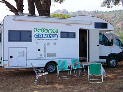 Comfort Premium Let's Go Camper