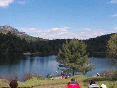 Antalya Ekşili Göleti Kamp Alanı