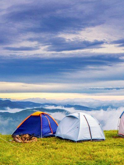 Kamp ve Kamping Alanı