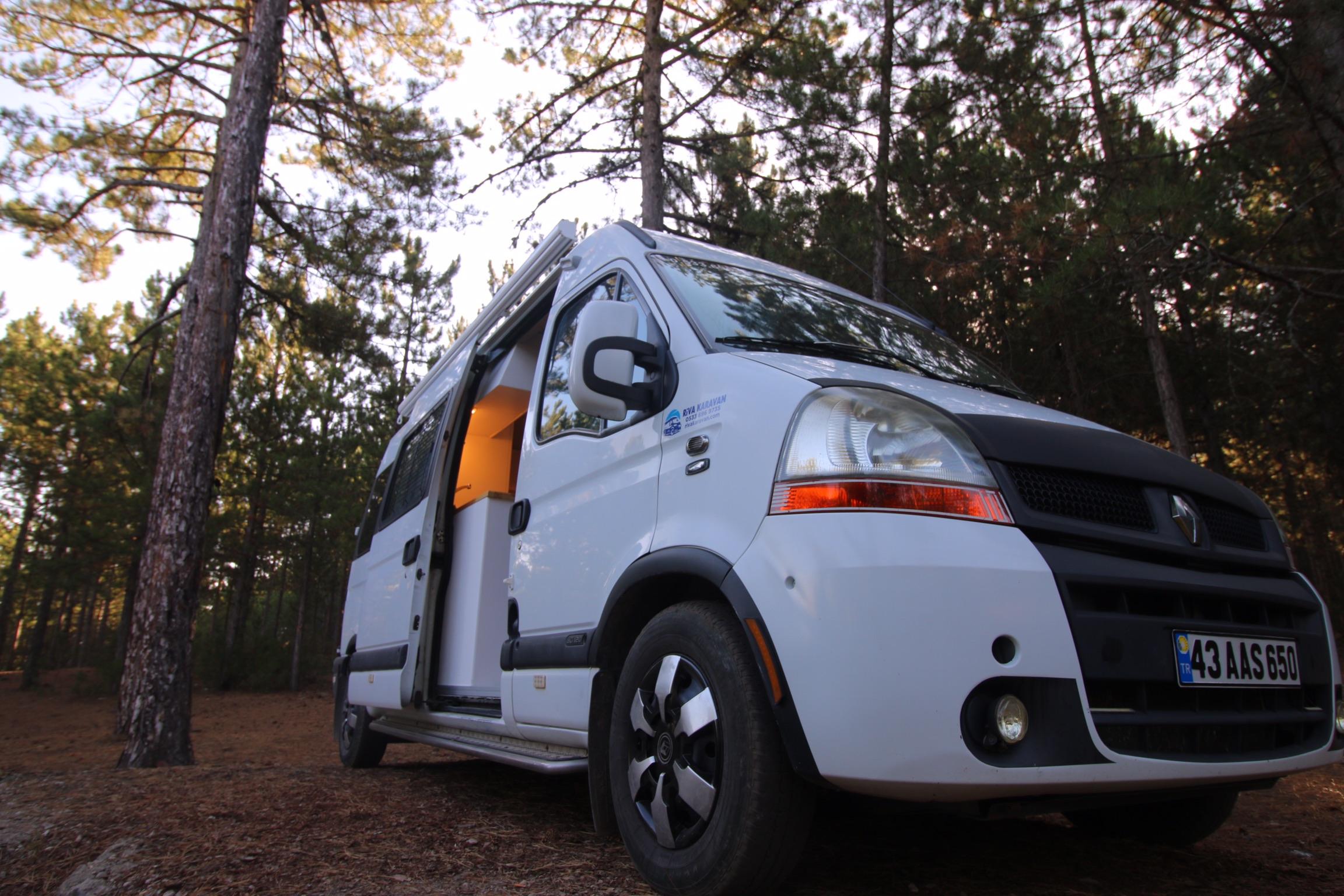 Motorlu karavanlarda ÖTV değişikliği için kanun teklifi