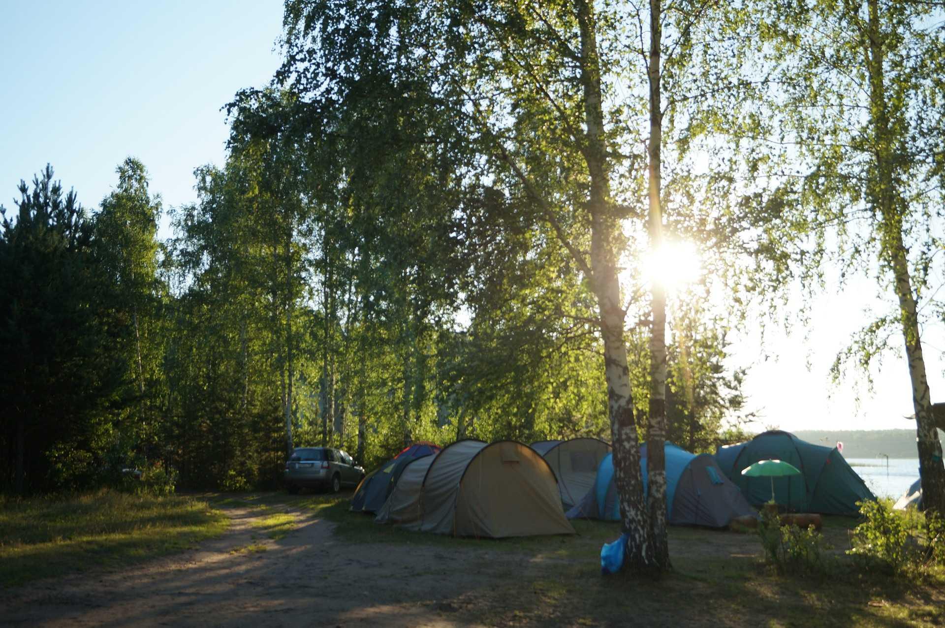 Çeşme Kamp Alanları Listesi