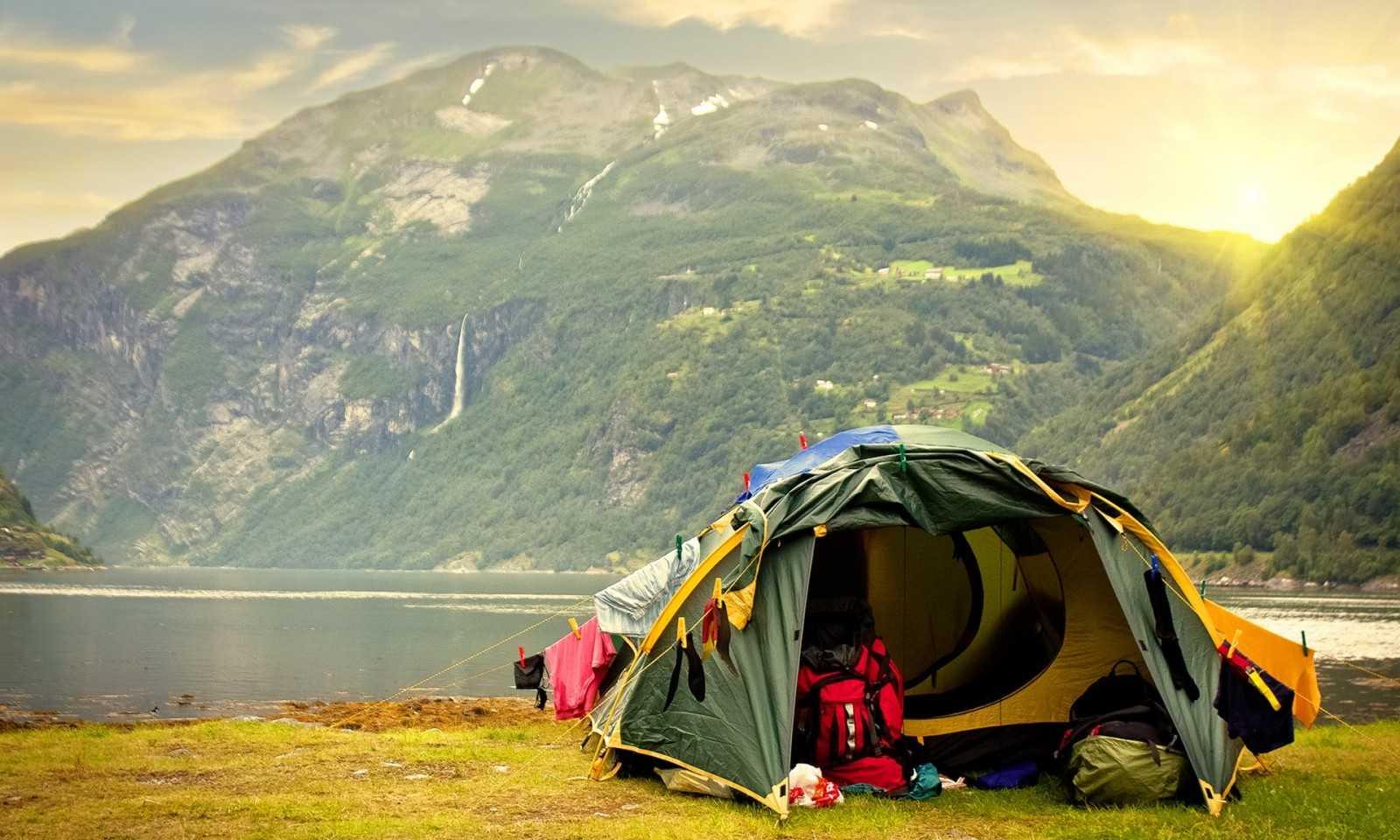 Kamp Yapmak İçin 5 Sebep