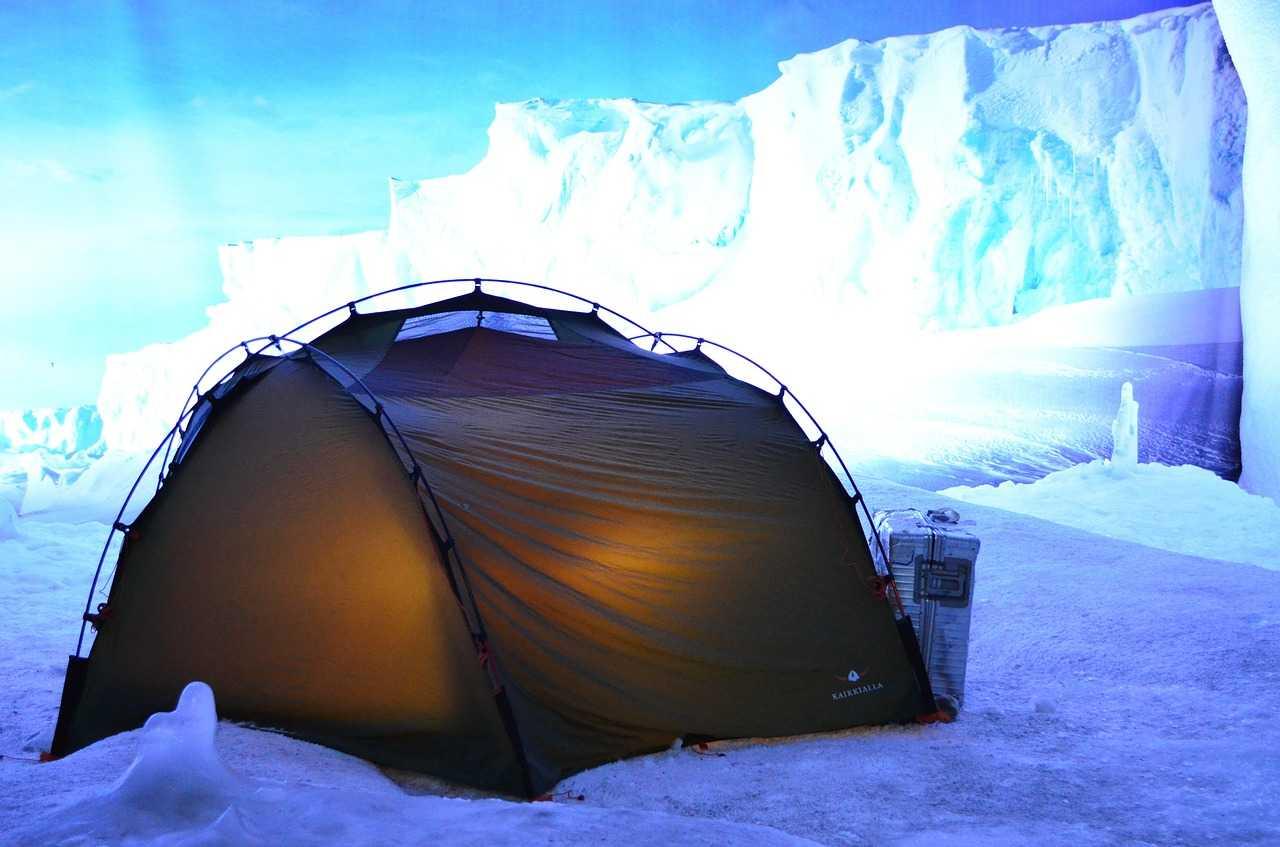 Kış Kampı Yapılacak Kamp Alanları