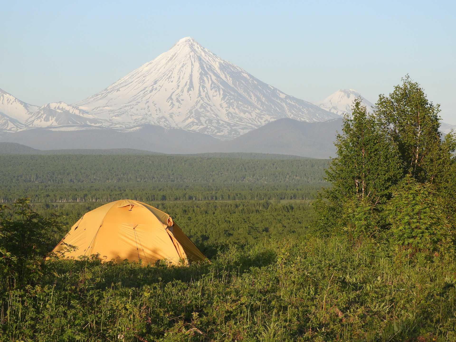 Olimpos Kamp Alanları Listesi