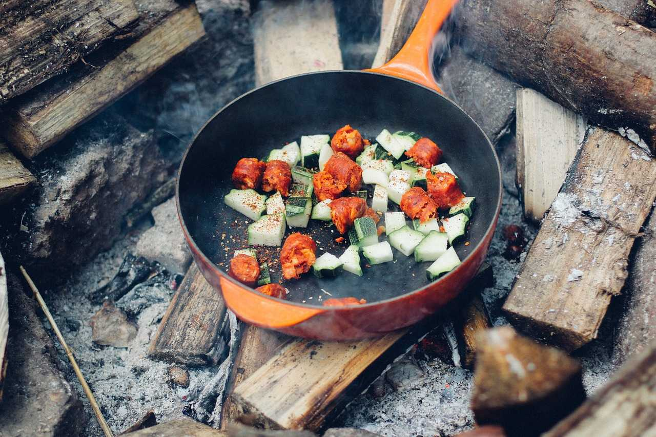 Pratik Kamp Yemekleri Listesi