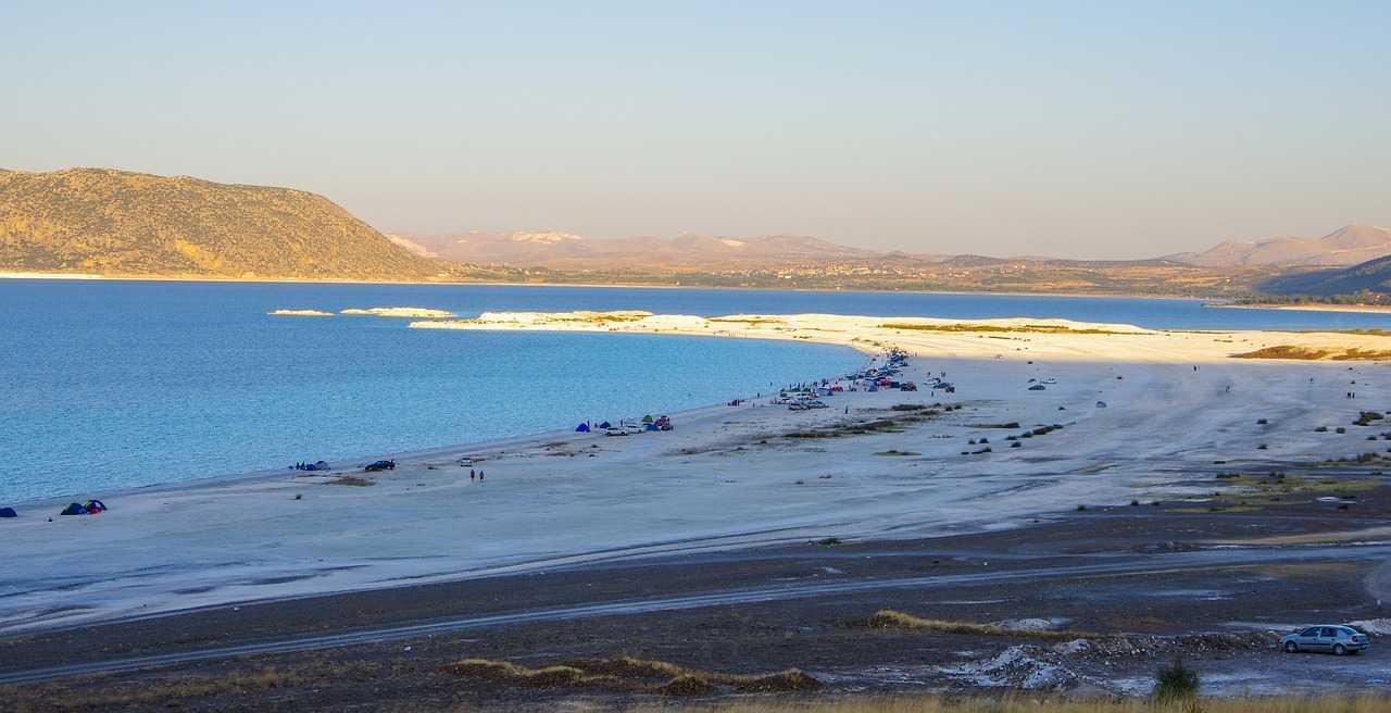 Salda Gölü Koruma Tedbirleri ve Bölgede Kamp Yapmak